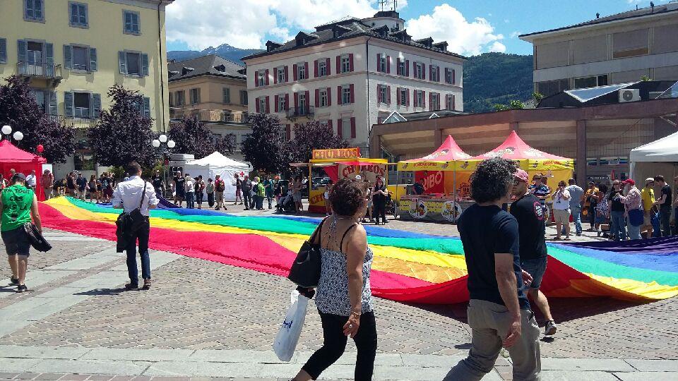 Gay Pride Valais Sion