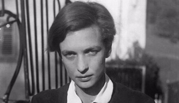 Annemarie Schwarzenbach, 1938.