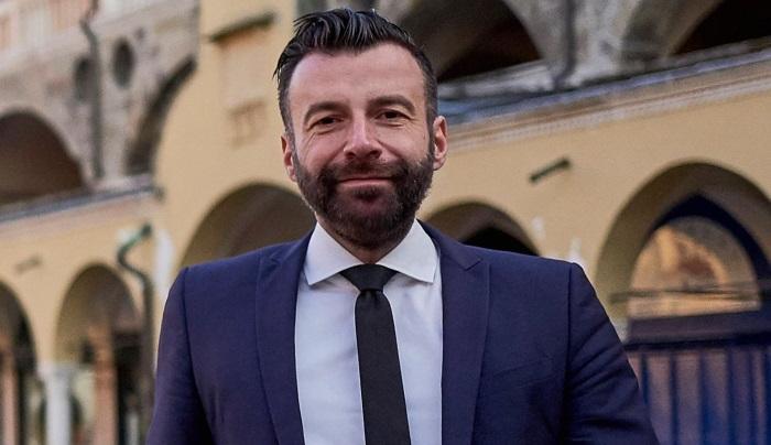 Ouvertement gay, le député de Padoue Alessandro Zan est le rapporteur du projet de loi contre l'homotransphobie.