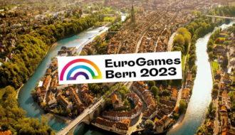 Logo Eurogames Berne 2023