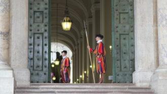 Gardes suisses Vatican homosexualité
