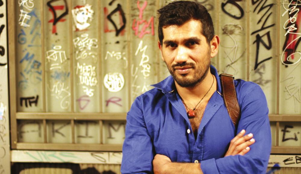 Mersud Selman peintre bosnien gay