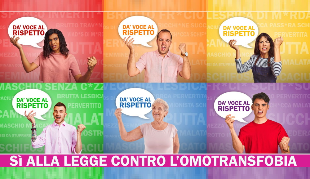 Loi Zan Italie homophobie