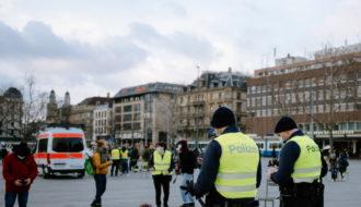 Police municipale Zurich