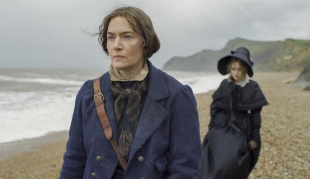 Ammonite Kate Winslet Saoirse Ronan