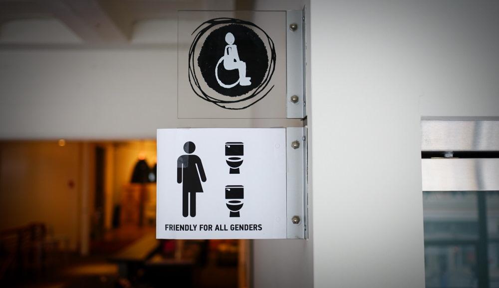 WC non genrés