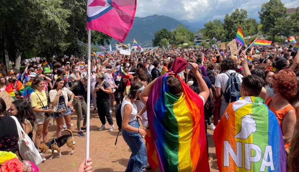 Pride Annecy Fiertés